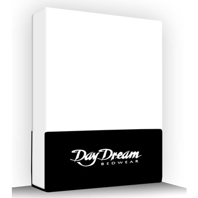 Day Dream Hoeslaken Katoen White wit
