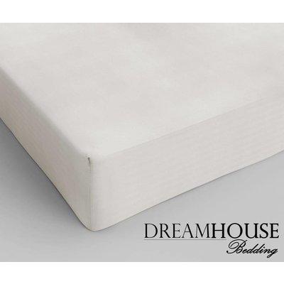 Dreamhouse Bedding Hoeslaken Katoen Dreamhouse Creme creme