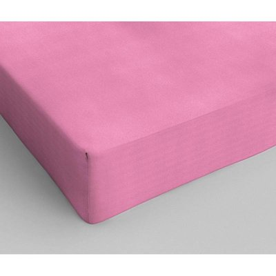 Dreamhouse Bedding Hoeslaken Katoen Dreamhouse Rose rose