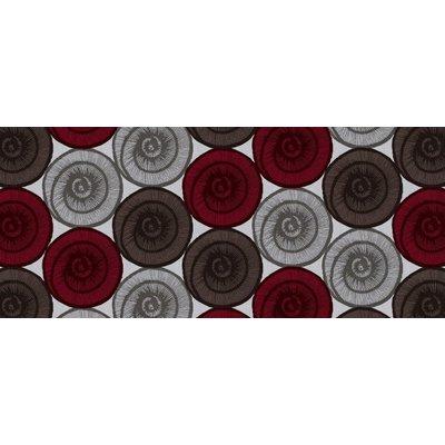 Huismerk Tafelzeil Cirklar Rood