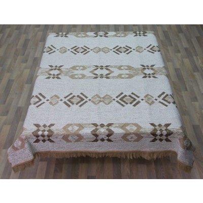 Huismerk Handweef Tafelkleed Rhodos 2