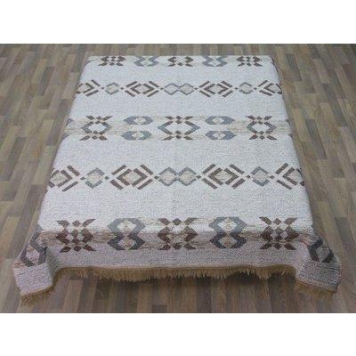 Huismerk Handweef Tafelkleed Rhodos 7
