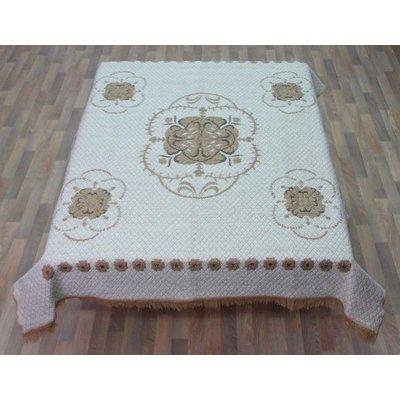 Huismerk Handweef Tafelkleed Kreta 2