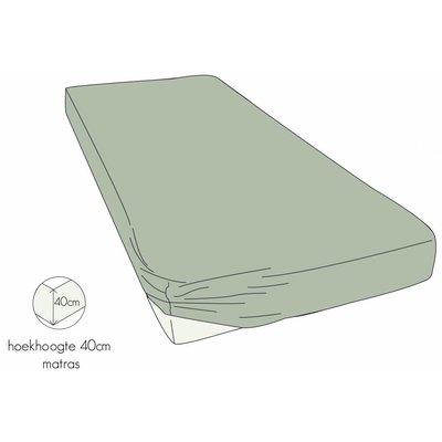 Kayori Hoeslaken 40cm Hoek Zand Biologisch Perkal