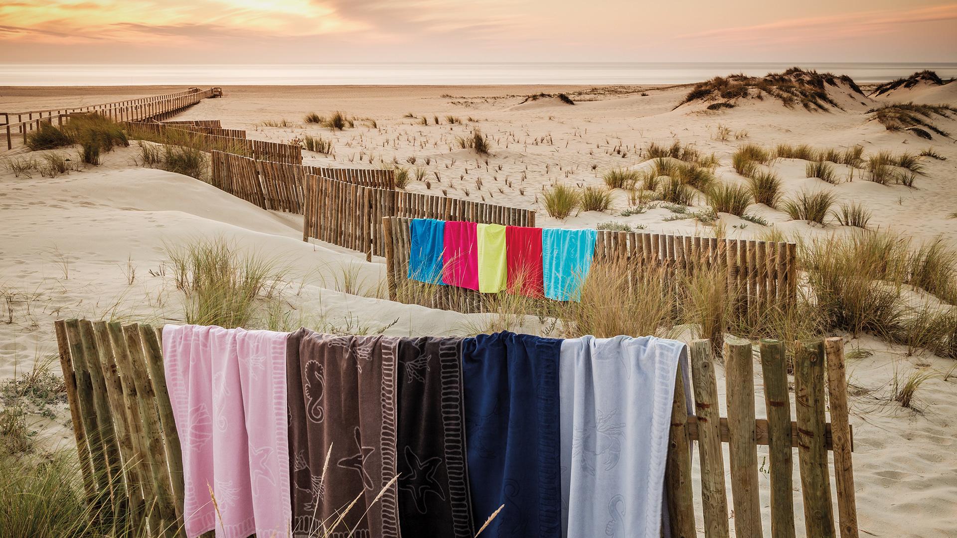 5x de mooiste strandlakens voor de zomervakantie!