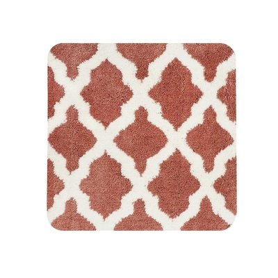 Dutch House WC Mat Toulon Red Vierkant