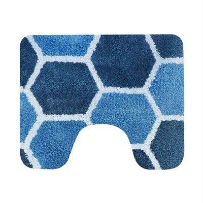 Dutch House WC Mat Rennes Blue