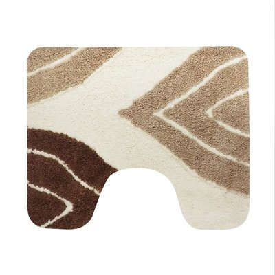 Dutch House WC Mat Paris Brown
