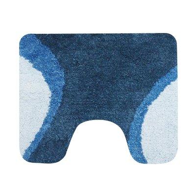 Dutch House WC  Mat  Metz Blue