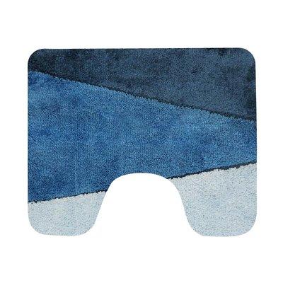 Dutch House WC Mat Dijon Blue
