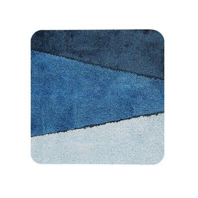 Dutch House WC Mat Dijon Blue Vierkant
