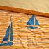 Cinderella Dekbedovertrek Cinderella Boats Burned Orange Katoen