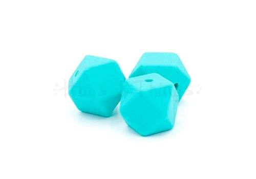 Hexagon - Turquoise