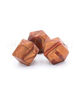 Hexagon - Brons