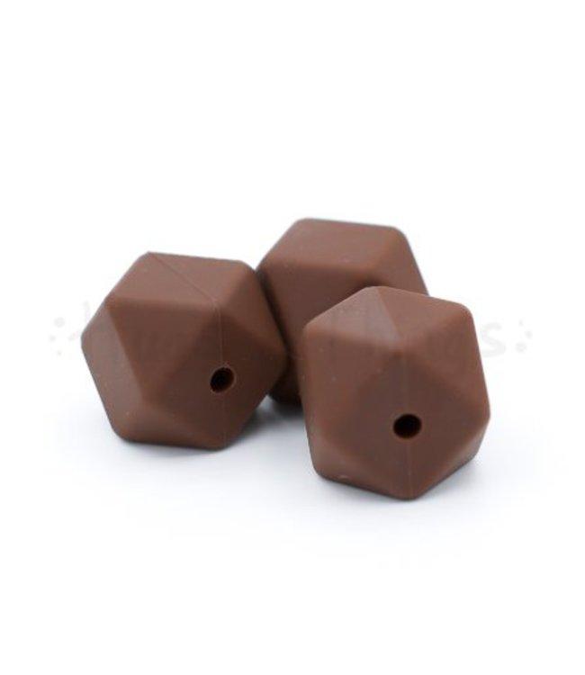 Hexagon - Bruin