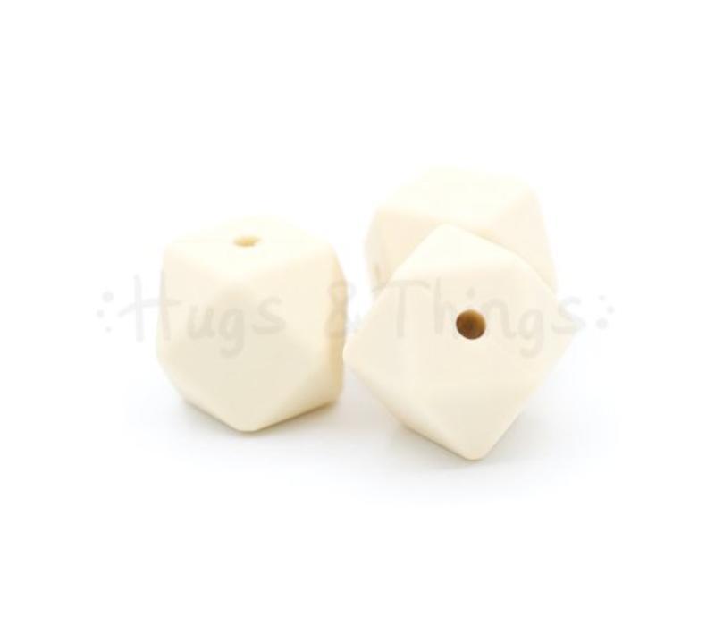 Hexagon -Crème