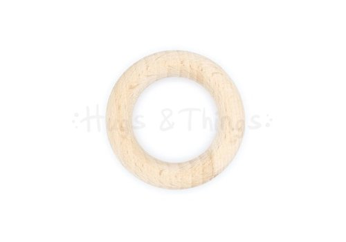 Houten Ring 56 mm