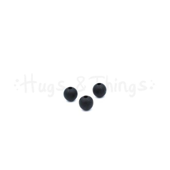 9 mm - Zwart