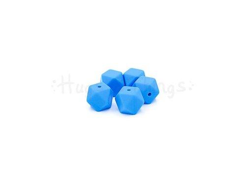 Mini-Hexagon - Blauw