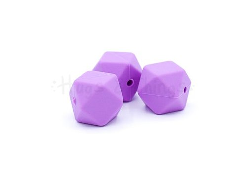 Exclusief bij Hugs & Things Hexagon - Violet