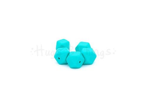 Mini-Hexagon - Turquoise