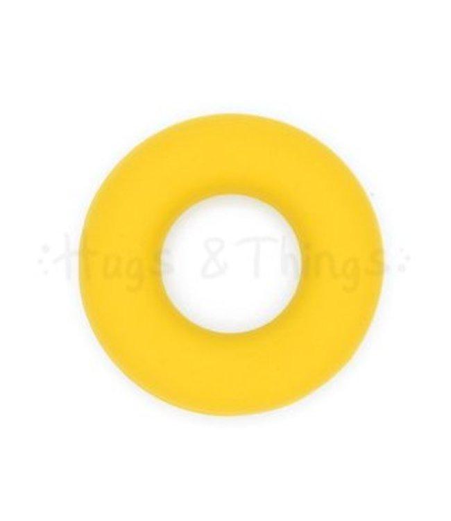 H&T Kleine Ring - Okergeel
