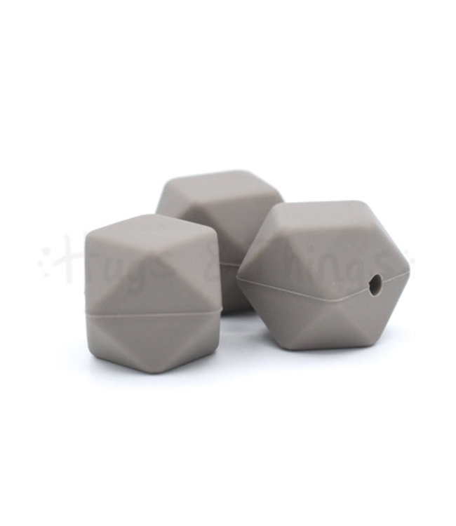 H&T Hexagon -  Taupe