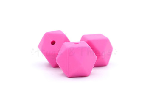 Exclusief bij Hugs & Things Hexagon - Girly Pink