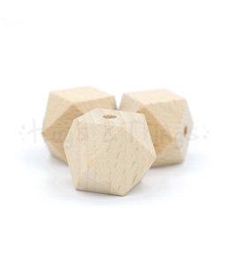 Houten Hexagon - 20 mm