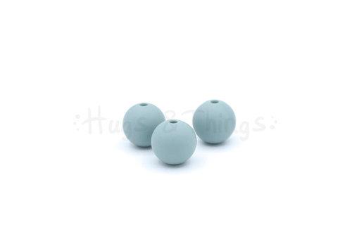 Exclusief bij Hugs & Things 12 mm - Grijsblauw