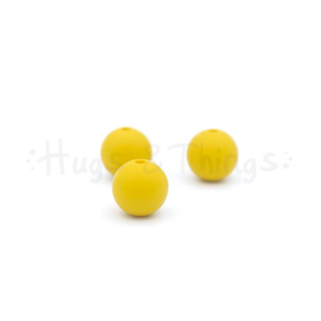 12 mm  - Okergeel