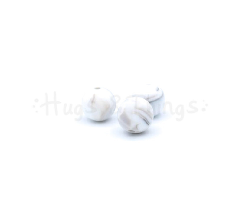 12 mm  - Taupe Marble
