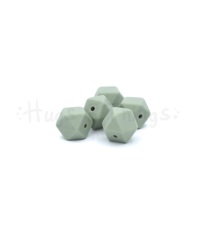 H&T Mini-Hexagon - Oudgroen