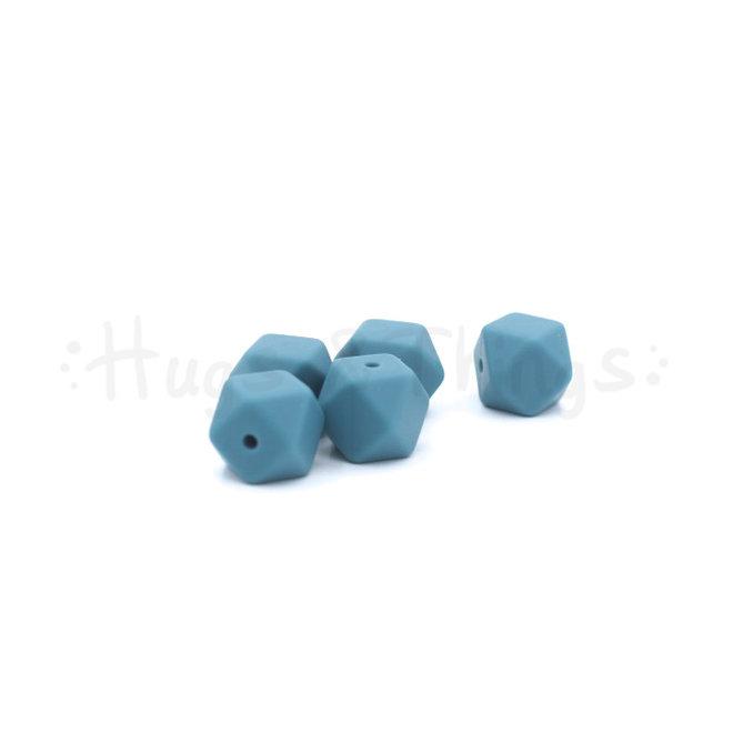 Mini-Hexagon - Arctic Blue