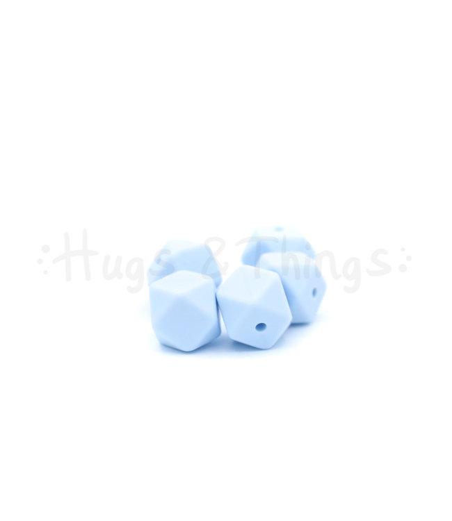 H&T Mini-Hexagon - Poederblauw