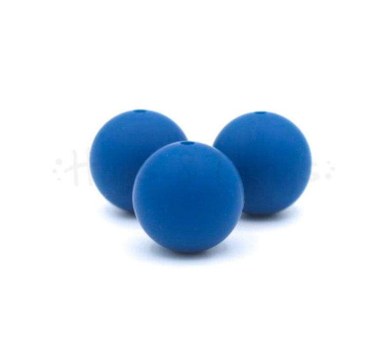 19 mm - Jeansblauw