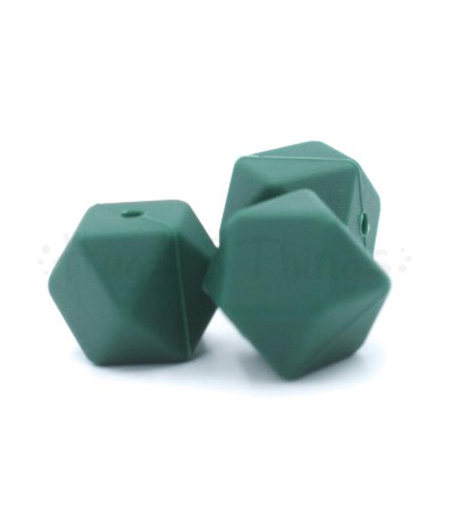 Exclusief bij Hugs & Things Hexagon -  Forest Green