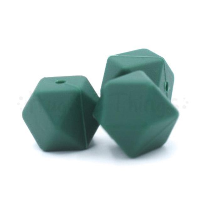 Hexagon - Forest Green