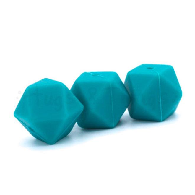 Hexagon - Zeegroen