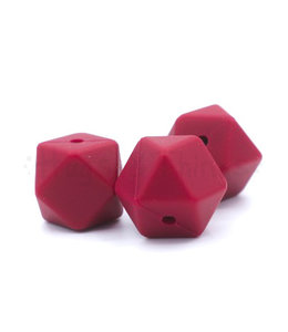 H&T Hexagon - Wijnrood