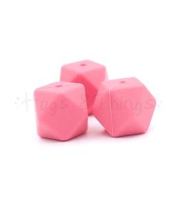 Exclusief bij Hugs & Things Hexagon - Sweet Pink