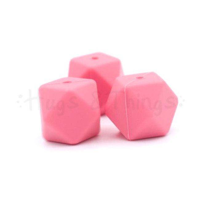 Hexagon - Sweet Pink