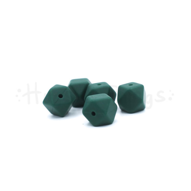 Mini-Hexagon - Forest Green