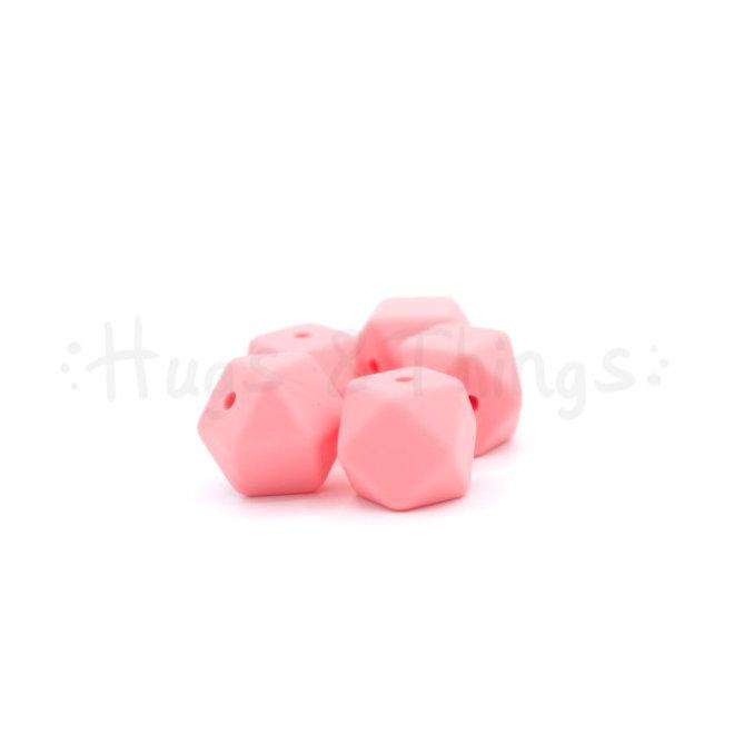 Mini-Hexagon - Candy Pink