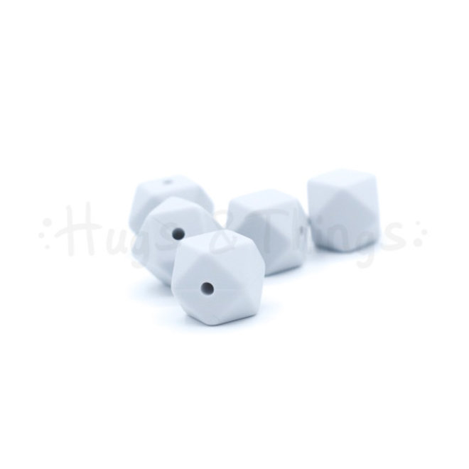 Mini-Hexagon - Zachtgrijs