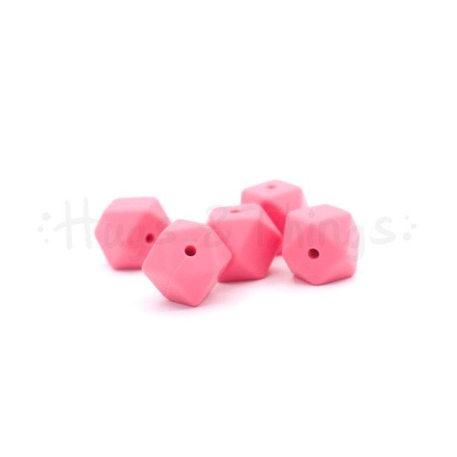 Mini-Hexagon - Sweet Pink