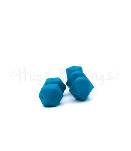 Exclusief bij Hugs & Things Mini-Hexagon - Teal