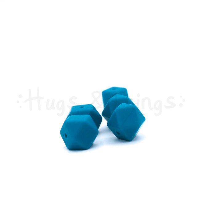 Mini-Hexagon - Teal