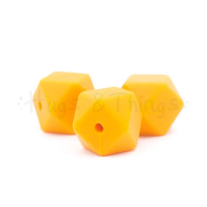 Hexagon - Mandarijn