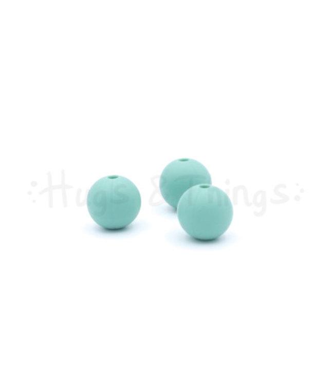 H&T 12 mm  - Vergrijsd Turquoise